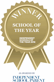 Independant School of the Year