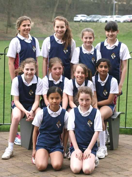 The Year 5/6 team