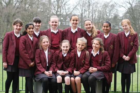 The Year 6 Swimming Squad