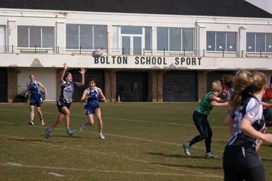 Bolton School Hosts Touch Rugby Nationals