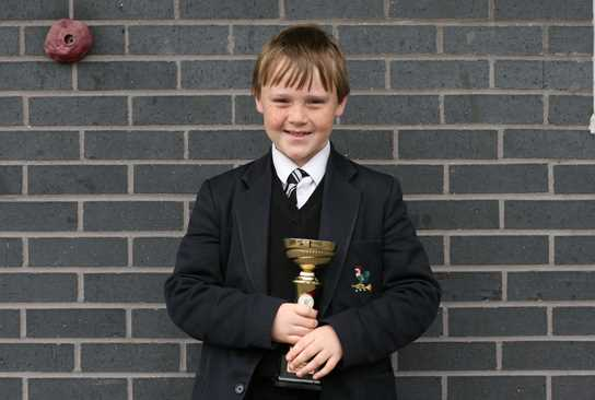 Jude Ashcroft Chess Mega Final Winner