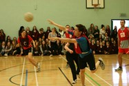 Staff Netball Match Bolton School