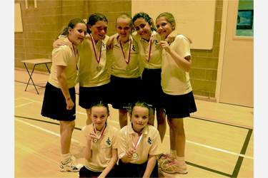 Bolton School Junior Girls Basketball