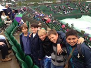 Bolton School Boys at Wimbledon