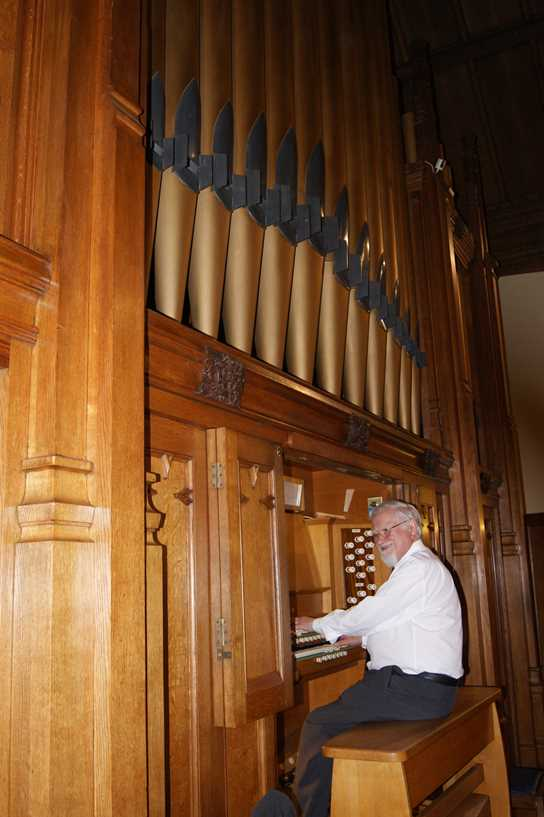 Bolton School Organ Recital