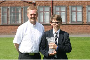 Bolton School Golf Champions
