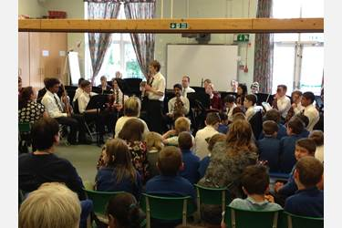 Bolton School Community Music