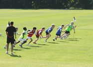 Bolton School Junior Boys Sports Day