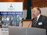 Friends of Bolton School Enjoy Inaugural Dinner