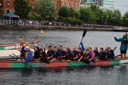 Nursery Dragon Boat Challenge