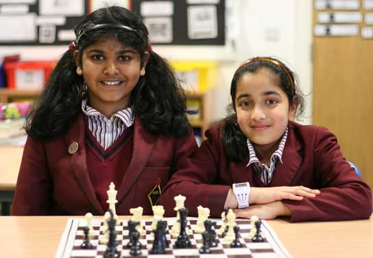 Sharon Daniel and Mahima Raghavendra