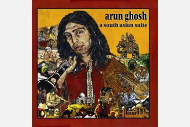 Arun Ghosh A South Asian Suite