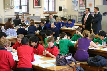 Bolton School Maths Challenge