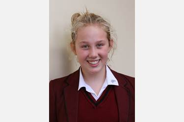 Thea Simpson Bolton School Water Polo