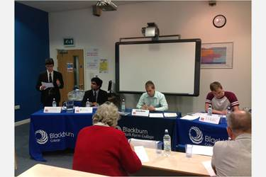 Debating Matters competition Bolton School
