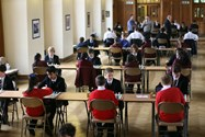 North West regional final of the National Chess Team Challenge