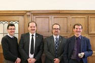Marc Tillotson, Roger McMinn, Mark Ormerod, Mark Bannister and their Moustaches!