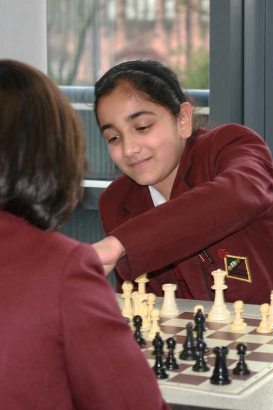 Mahima first discovered the game at Hesketh House's Chess Club, where she still plays