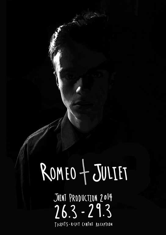 This year's Joint Production is Romeo and Juliet