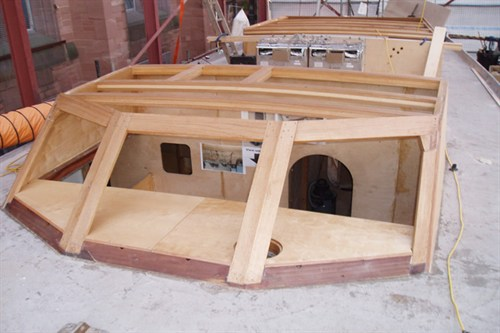 boat-the-framework-for-the-coachroof