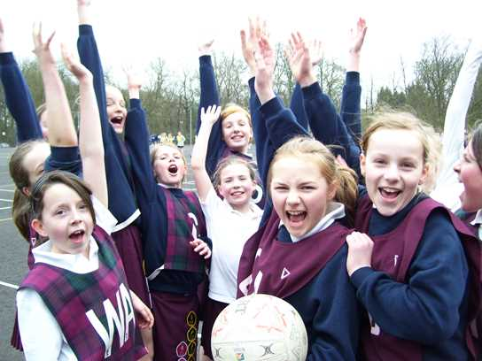 Junior Girls Physical Education