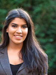 During her time at Bolton School, Shakti was Deputy Head Girl for the class of 2011