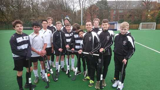 Hockey Coaching