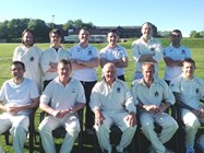 The victorious Bolton School Staff Team