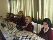 Chess Girls