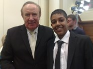 political broadcaster Andrew Neil