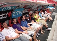 The boys visited Benfica FC Stadium