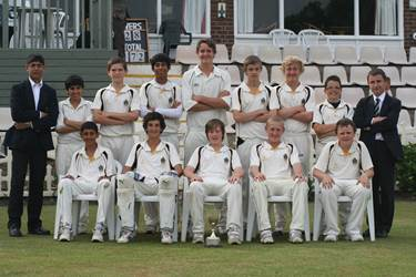 Bolton School U14 Cricketers