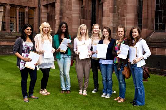 These girls gained 3 or more A* grades