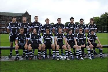 Bolton School First XV