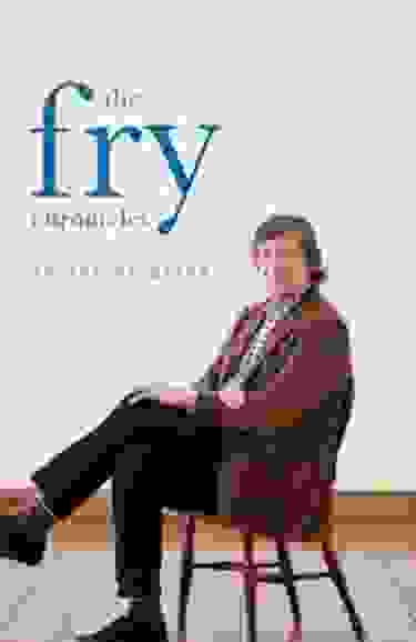 Stephen Fry's latest memoir