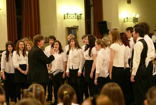 Joint Chamber Choir