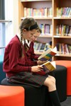 Quiet Reading in the Library