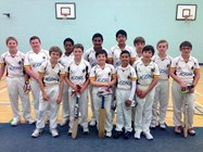 Playing indoors did not hinder the U12s, who overcame St Joseph
