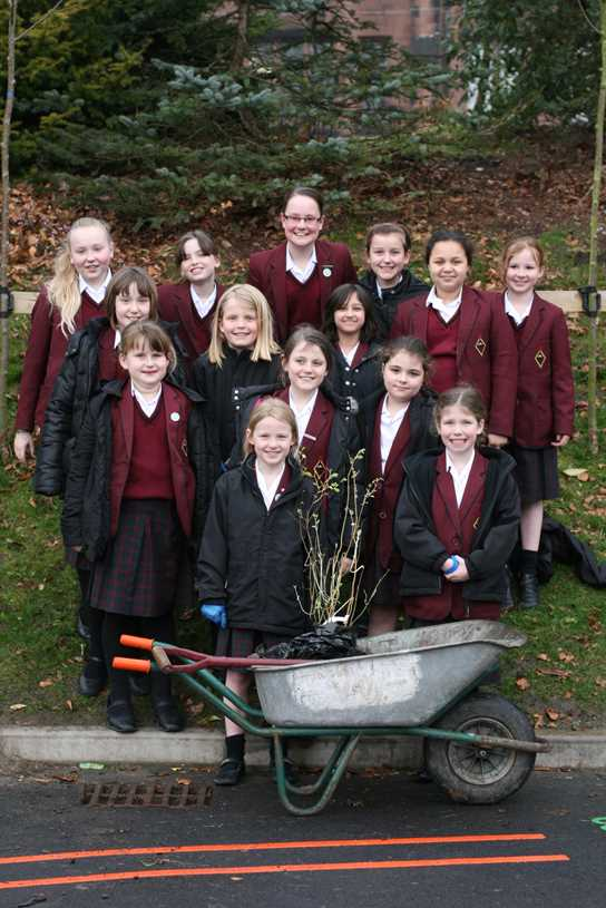 the Eco School committee