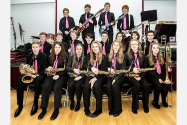 The Bolton School Joint Jazz Band