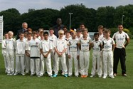 Cricket par excellence at U13s