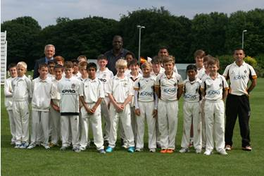 Cricket par excellence at U13s' level