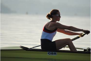 Helen Glover, current World and Olympic champion in the coxless pairs, will talk at the event