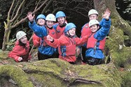 Senior Girls Outdoor Pursuits