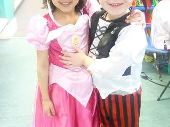 The Pirate and his Princess