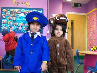 Postman Pat and the Gruffalo