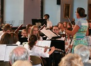 The Intermediate Concert Band