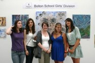 Sixth Form Girls Attend Open Night of Bolton