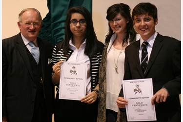 Sixth Form Community Awards