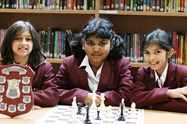 The Chess girls